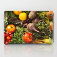 Mixed Organic Vegetables… iPad Case