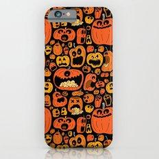 Pumpkin Pattern iPhone 6 Slim Case