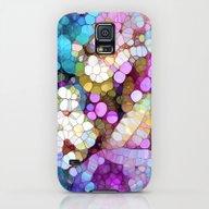 Happy Colors Galaxy S5 Slim Case