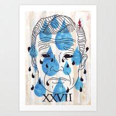 TWENTYSEVEN Art Print