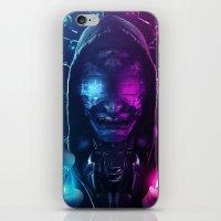 Subsiding Side Effect iPhone & iPod Skin