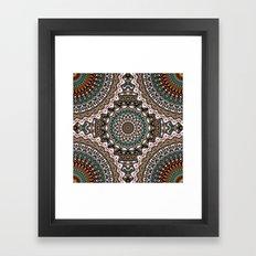 Mandala 88 Framed Art Print