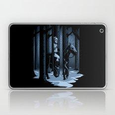 The Walker in the Woods Laptop & iPad Skin