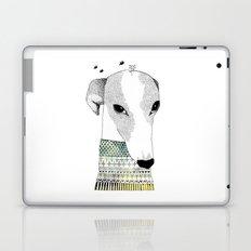 Mr. Galgo Dog Laptop & iPad Skin
