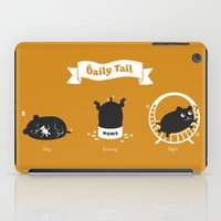 The Daily Tail Hamster iPad Case
