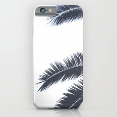 Palm Tree leaves abstract II iPhone 6 Slim Case