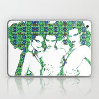 Models: Eniko, Abbey & M… Laptop & iPad Skin
