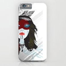 Indian Woman Slim Case iPhone 6s