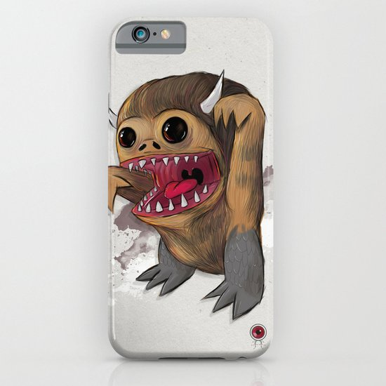 Wild 1 two iPhone & iPod Case