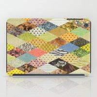 RHOMB SOUP / PATTERN SER… iPad Case