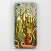 High-Rise Wilderness II iPhone & iPod Skin