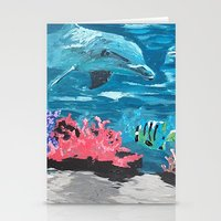 Silent Expression Stationery Cards