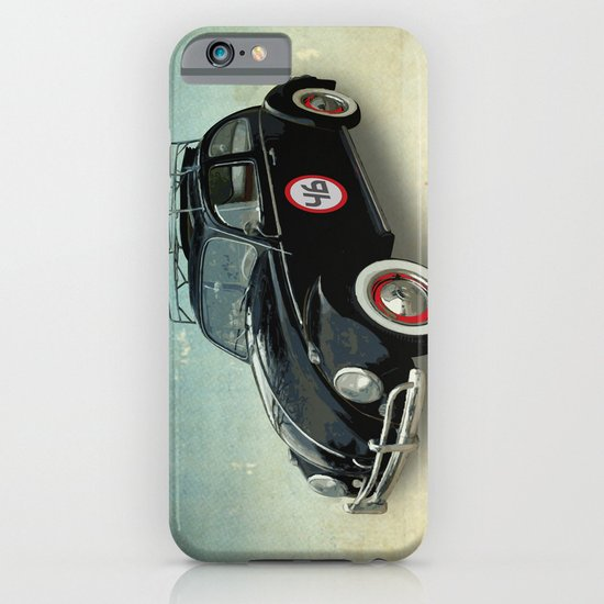 Number 46 -VW Beetle iPhone & iPod Case