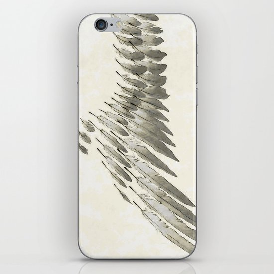 Wing iPhone & iPod Skin