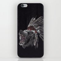 Running Bear - Updated iPhone & iPod Skin