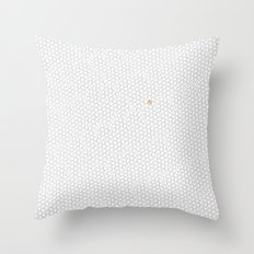 BREADcity Throw Pillow