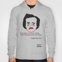 ONCE UPON A MUSTACHE DREARY Hoody