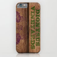iPhone & iPod Case featuring Dionysus Vineyards by subpatch