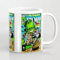 the Tenacious Tinman (COVER VARIANT) Mug