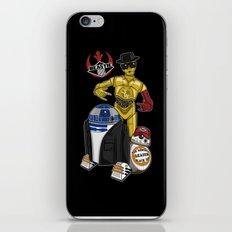 Beastie Droids iPhone & iPod Skin