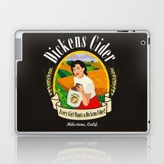 Dickens Cider Laptop & iPad Skin