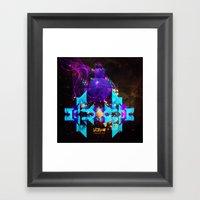 Star Killer Framed Art Print