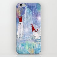 The Ice Party iPhone & iPod Skin
