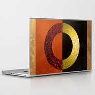 Abstract #112 Laptop & iPad Skin