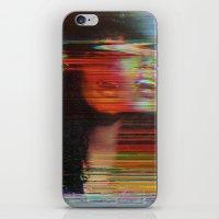 DONNA iPhone & iPod Skin