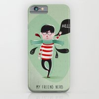 MY FRIEND NERD iPhone 6 Slim Case