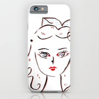 The Red Shoes iPhone 6 Slim Case