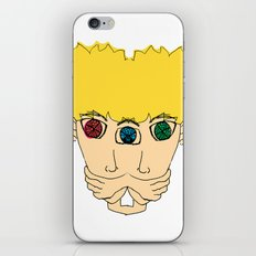 dont try to stop  iPhone & iPod Skin