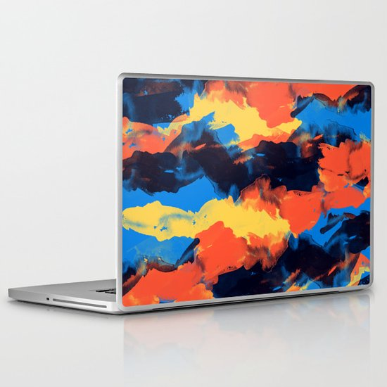 Tectonic Laptop & iPad Skin