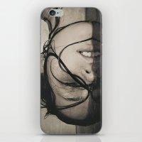 WHERE WE LAY iPhone & iPod Skin