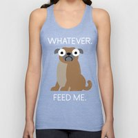 The Pugly Truth Unisex Tank Top