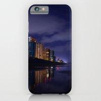 Daytona at Night iPhone 6 Slim Case