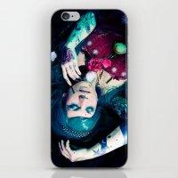 Bloom to fall apart Nr.1 iPhone & iPod Skin