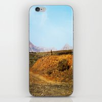 Stones And Mountains iPhone & iPod Skin
