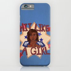 Hit Like A Girl iPhone 6s Slim Case
