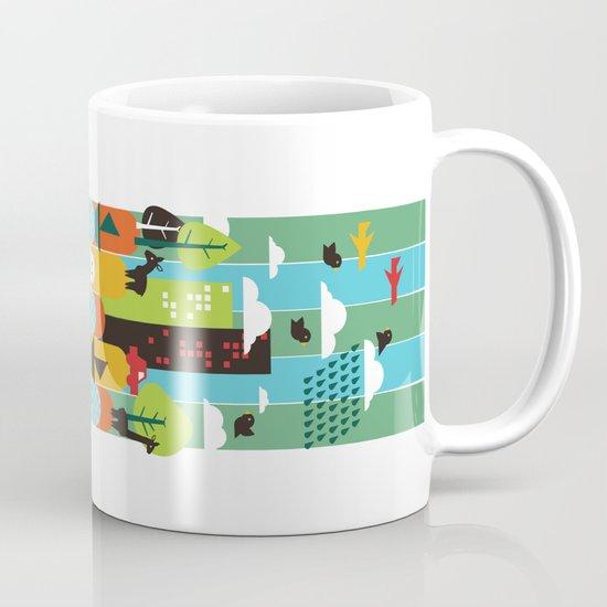 Paint your world Mug