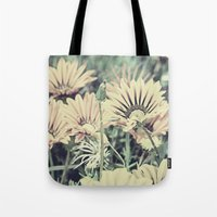 Desert Daisies - Daisy Project in memory of Mackenzie Tote Bag
