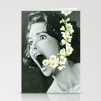 Scream Stationery Cards