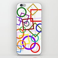 Abstraktus 29  iPhone & iPod Skin