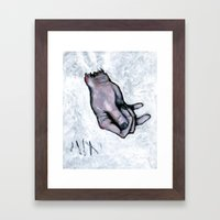 untitled (dead things 03) Framed Art Print