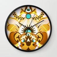 GlΩry Dåys Wall Clock