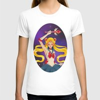 sailor moon T-shirts featuring Sailor moon by Tae V