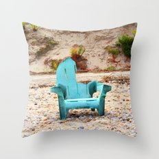 Art's Chair Throw Pillow