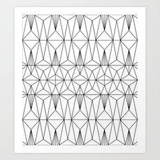 My Favorite Pattern 1 Art Print