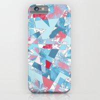 Shattered Floral iPhone 6 Slim Case