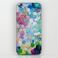 Blueberry Garden iPhone & iPod Skin